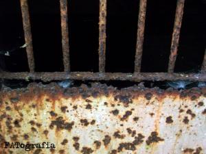 Oxidación de la puerta
