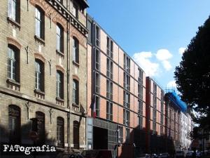 Integración en el tejido urbano